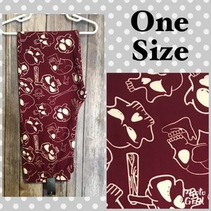 Pants - One Size Legging